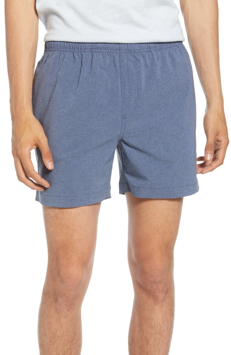 CHUBBIES The Amphibious Water Resistant Hybrid Shorts, Main, color, 400
