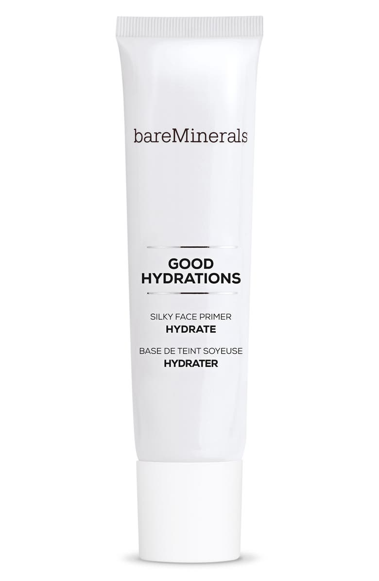BAREMINERALS<SUP>®</SUP> Good Hydrations Silky Face Primer, Main, color, NO COLOR