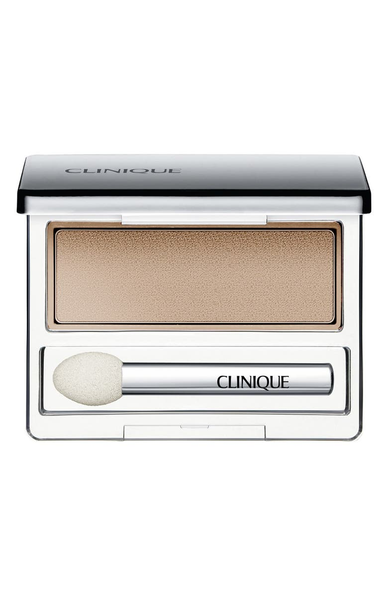 CLINIQUE All About Shadow<sup>™</sup> Single Eyeshadow, Main, color, FOXIER