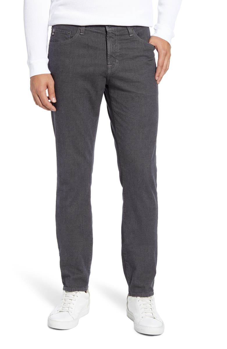 AG Everett Slim Straight Leg Pants, Main, color, 024