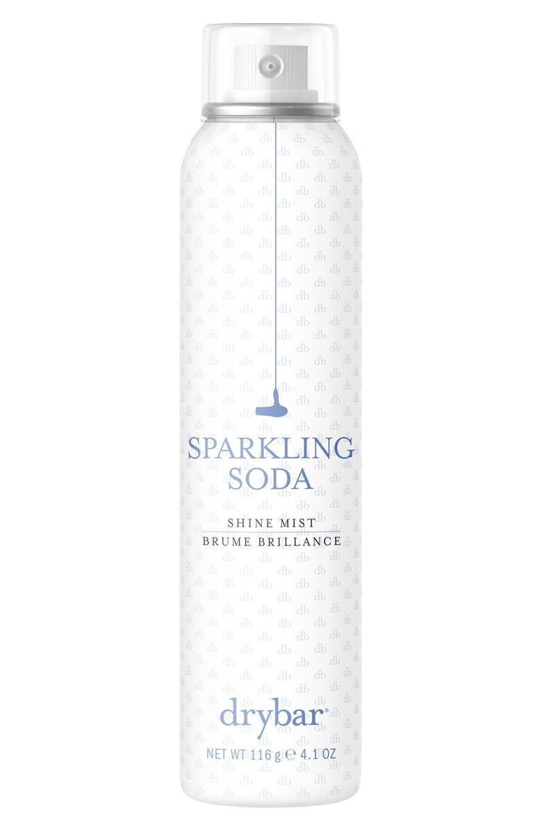 DRYBAR Sparkling Soda Shine Mist, Main, color, NO COLOR