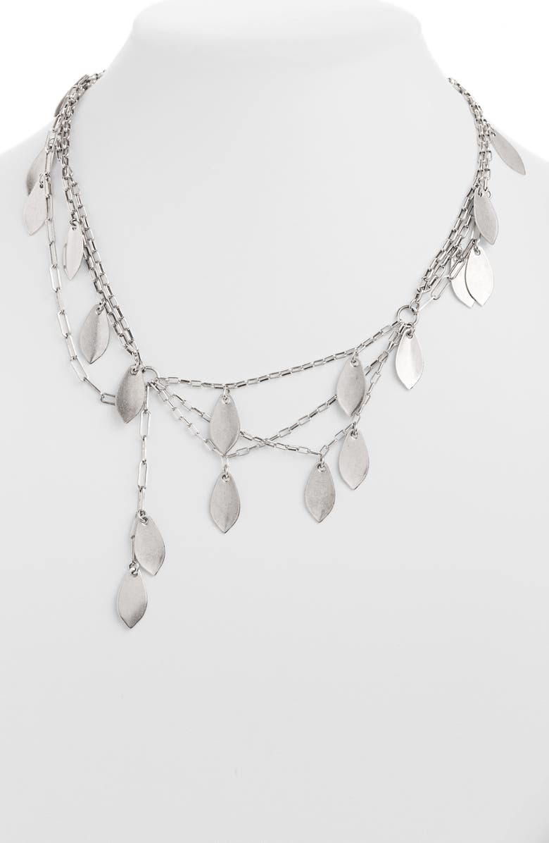 ISABEL MARANT Layered Necklace, Main, color, 040