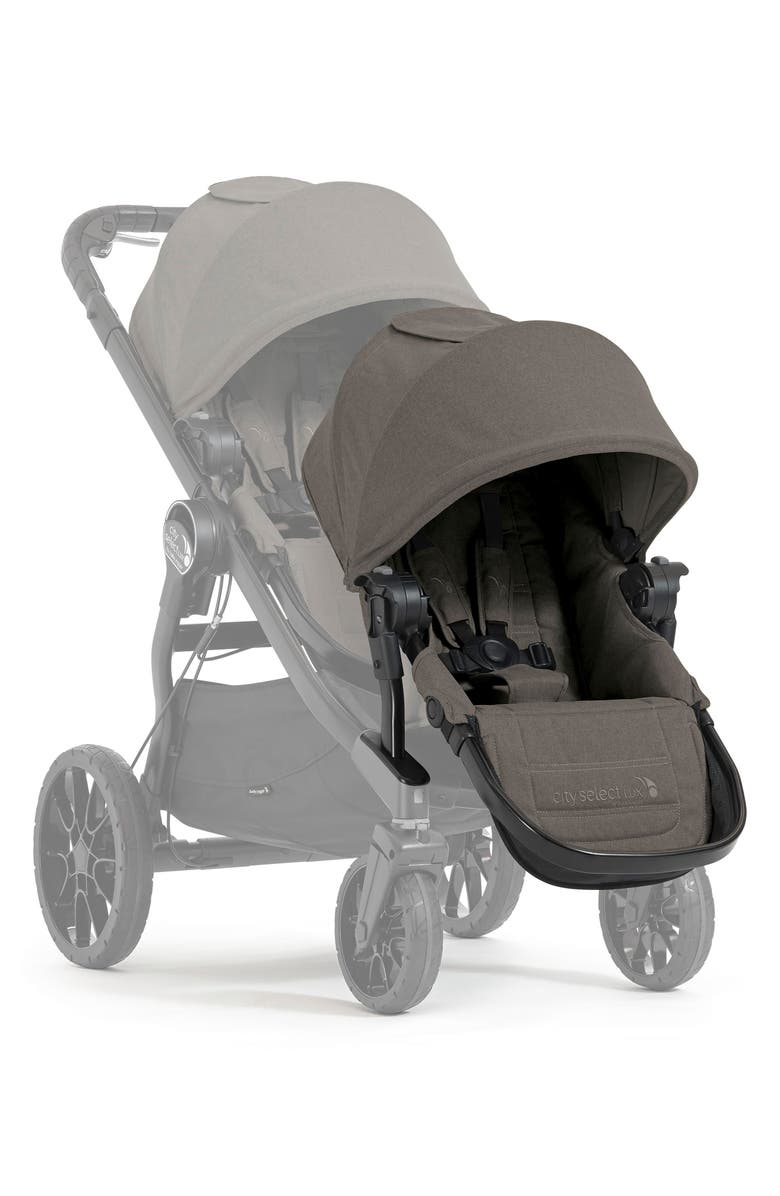 BABY JOGGER City Select<sup>®</sup> LUX Second Seat Kit, Main, color, TAUPE