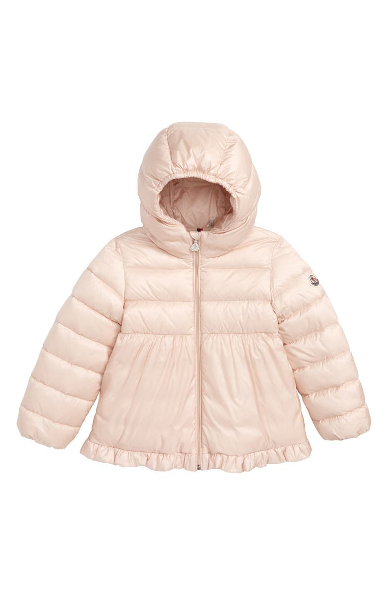MONCLER Odile Insulated Hooded Down Jacket, Main, color, 680
