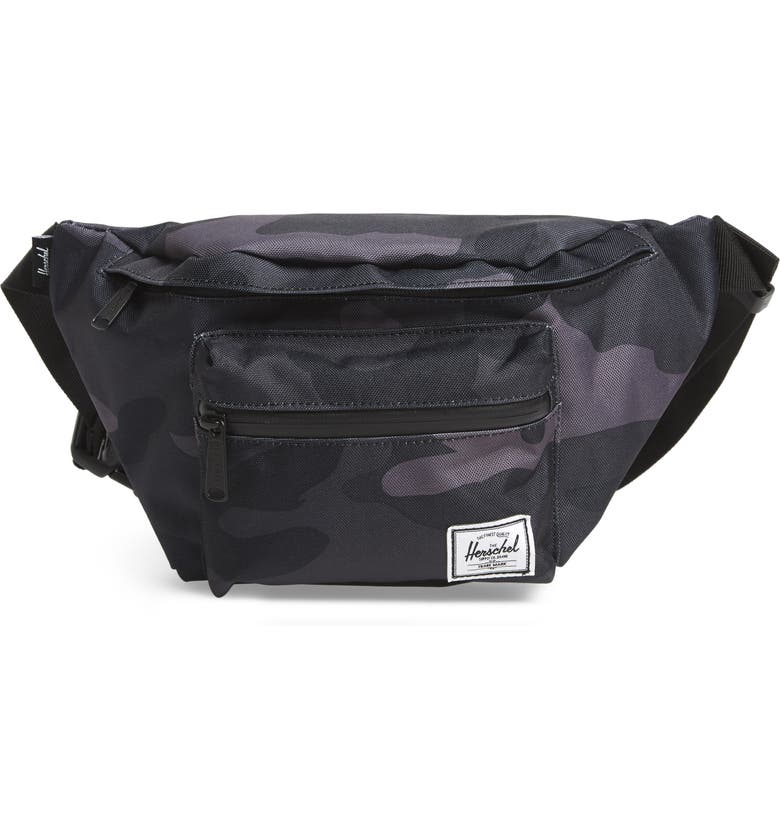HERSCHEL SUPPLY CO. Seventeen Hip Pack, Main, color, NIGHT CAMO