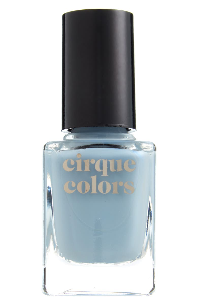 CIRQUE COLORS Storm King Nail Polish, Main, color, 400