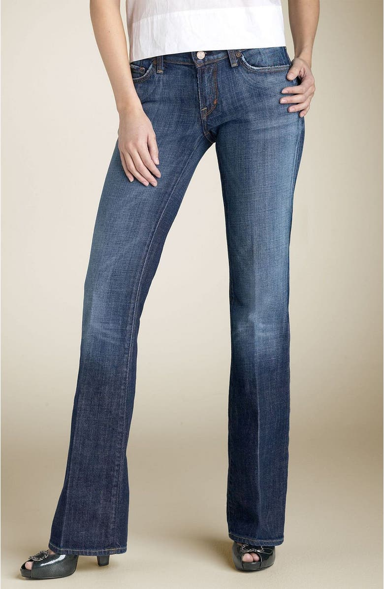 CITIZENS OF HUMANITY 'Dita' Bootcut Stretch Jeans, Main, color, 404