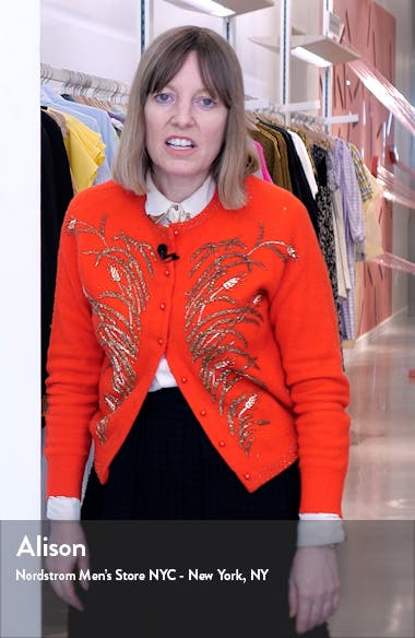 Tambos Quilted Down Coat, sales video thumbnail
