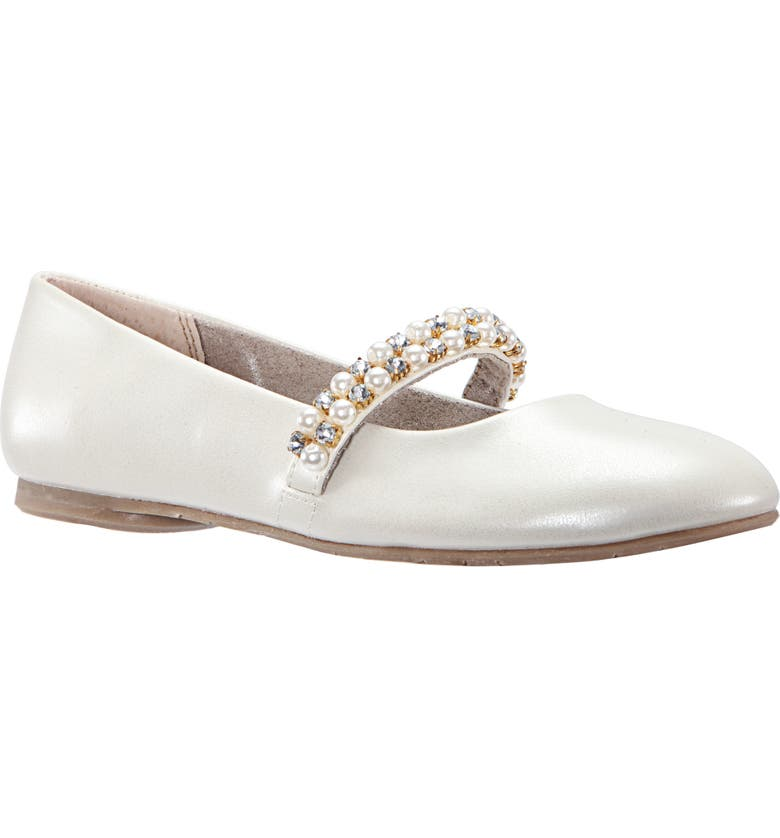NINA 'Nataly' Slip-On, Main, color, BONE