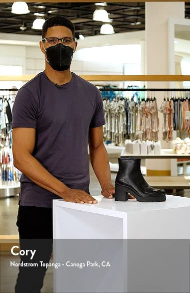 Tacked Bootie, sales video thumbnail