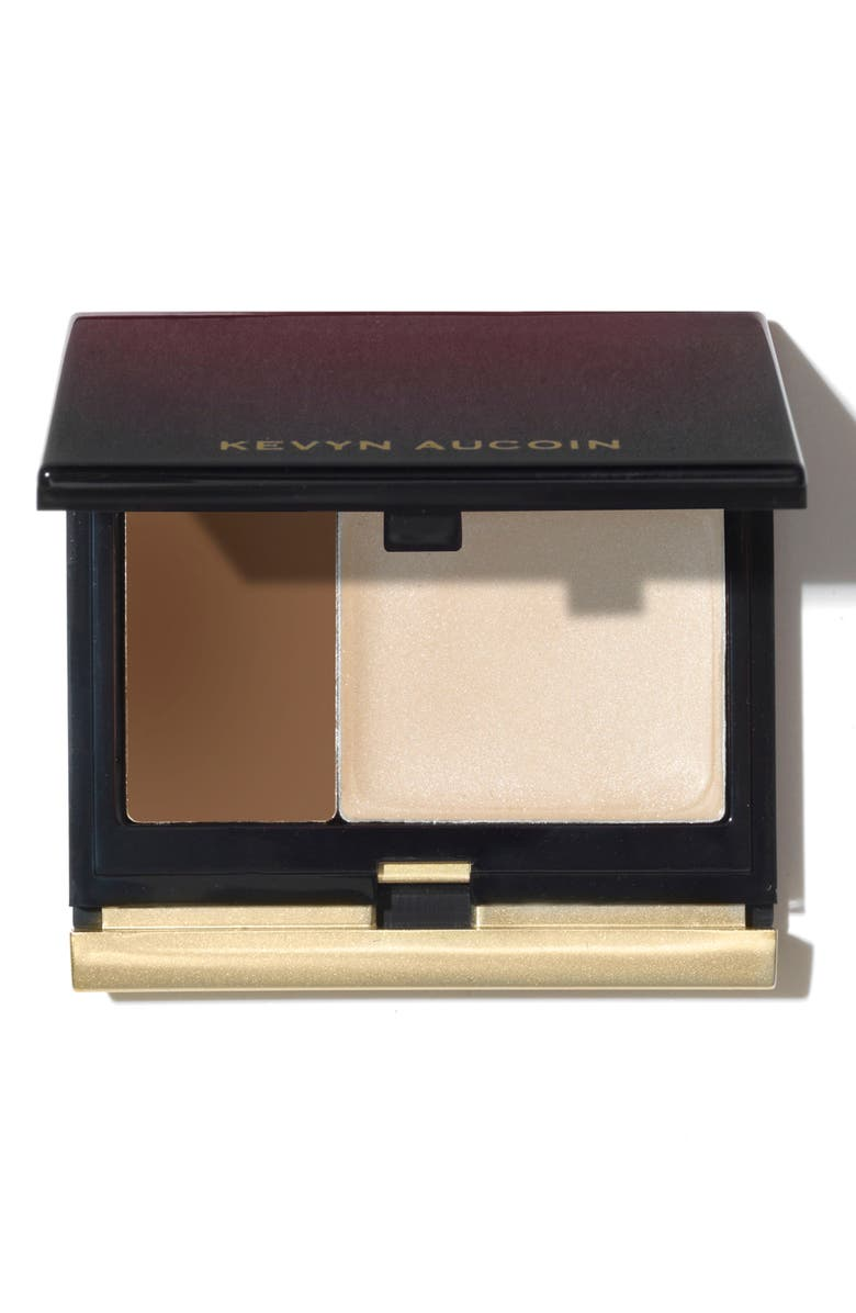 KEVYN AUCOIN BEAUTY SPACE.NK.apothecary Kevyn Aucoin Beauty The Creamy Glow Lip & Cheek Palette, Main, color, 653