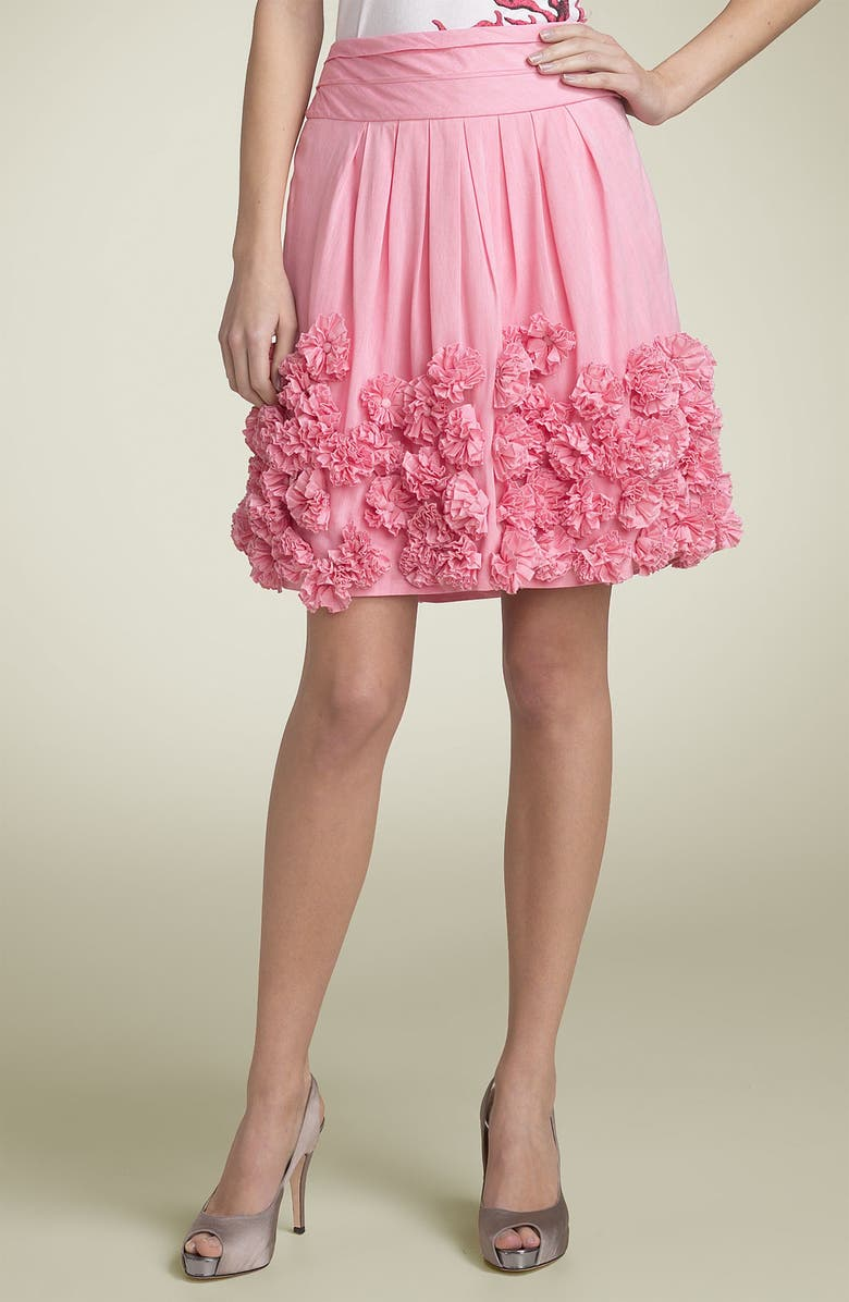 LEIFSDOTTIR 'Cloud' Organdy Skirt, Main, color, 699