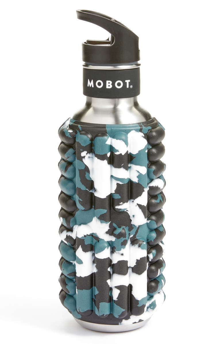 MOBOT Grace 27-Ounce Foam Roller Water Bottle, Main, color, SPECIAL OPS