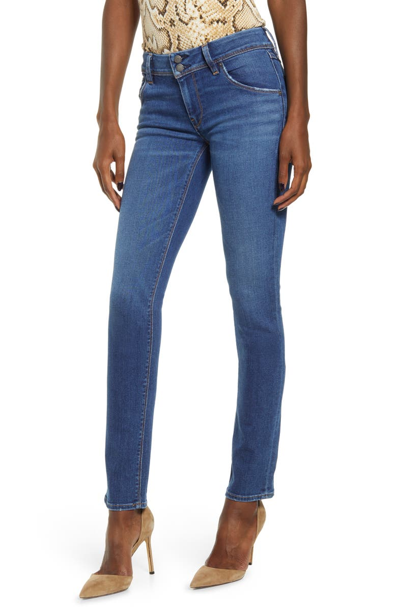 HUDSON JEANS Collin Skinny Jeans, Main, color, EXCURSION