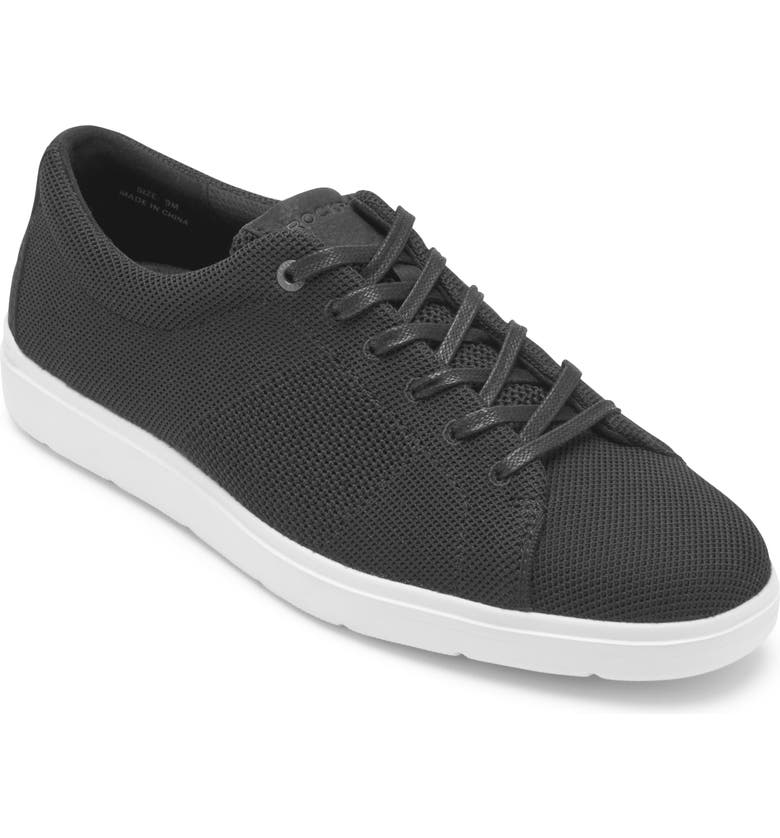 ROCKPORT TM Lite Sneaker, Main, color, Black