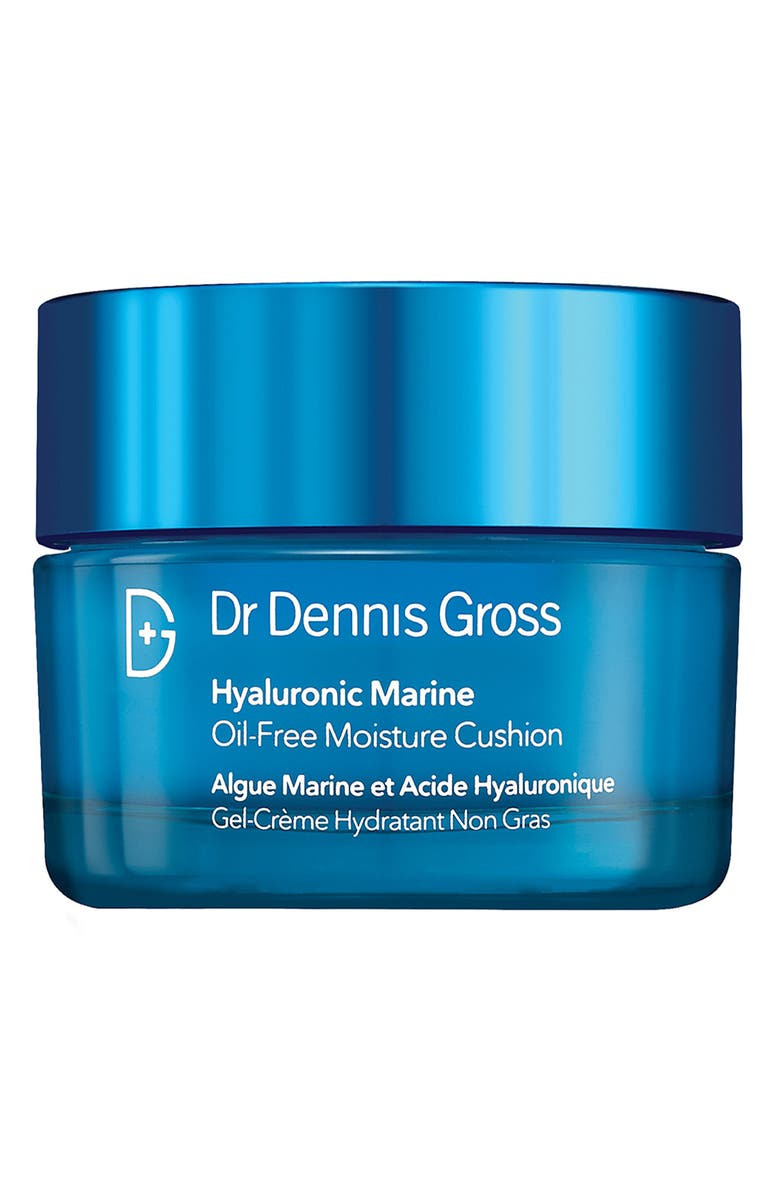 DR. DENNIS GROSS Skincare Hyaluronic Marine Oil-Free Moisture Cushion, Main, color, No Color