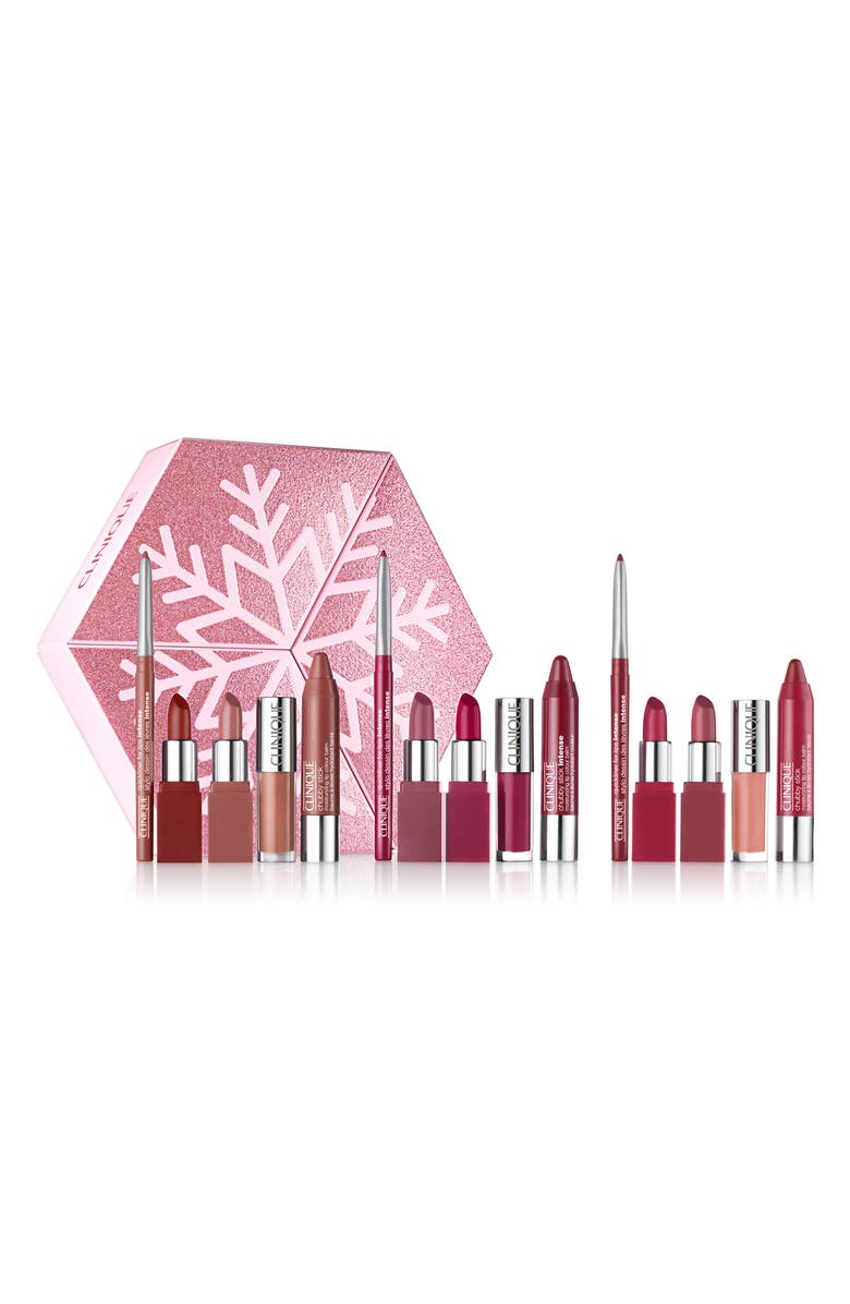 CLINIQUE Lip Looks to Give & Receive Set, Main, color, 000