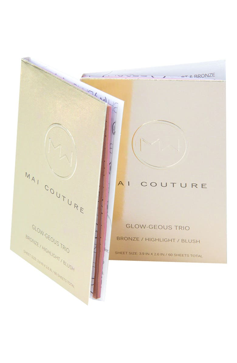 MAI COUTURE 'Glow-Geous' Trio, Main, color, 000