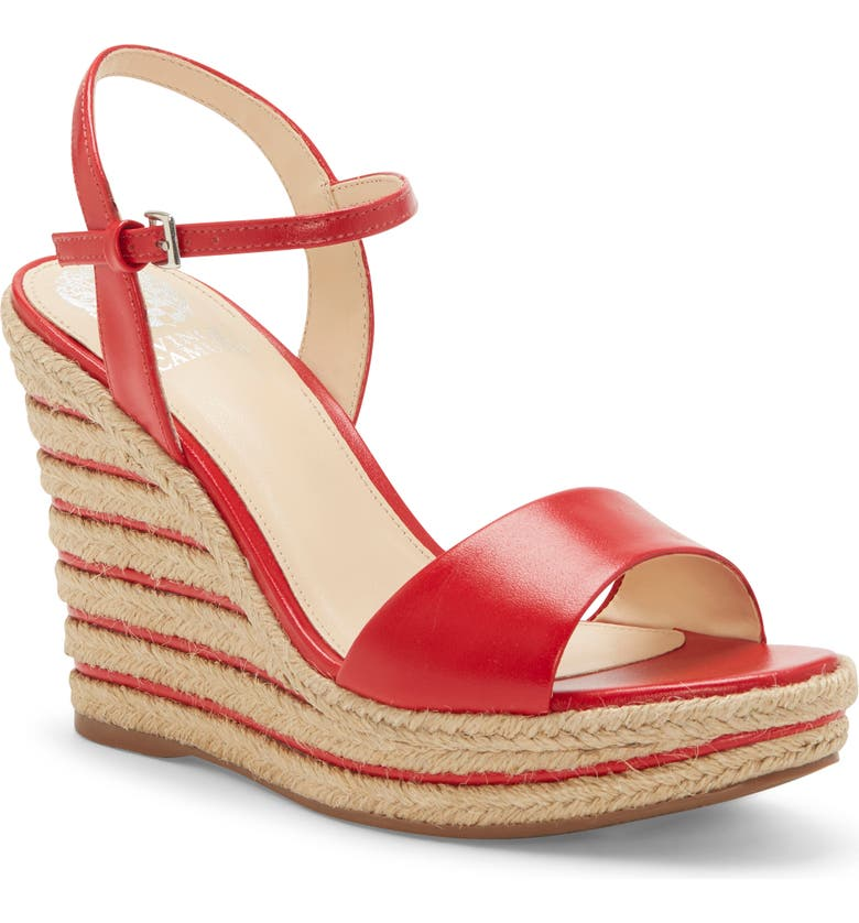 VINCE CAMUTO Marybell Platform Wedge Sandal, Main, color, 640