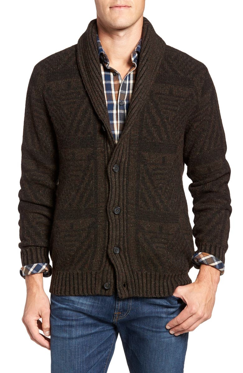 BILLY REID Eastlake Button Cardigan, Main, color, 001