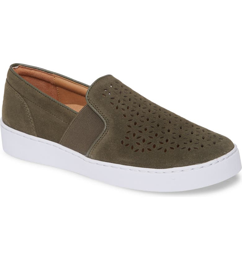 VIONIC Kani Perforated Slip-On Sneaker, Main, color, 310