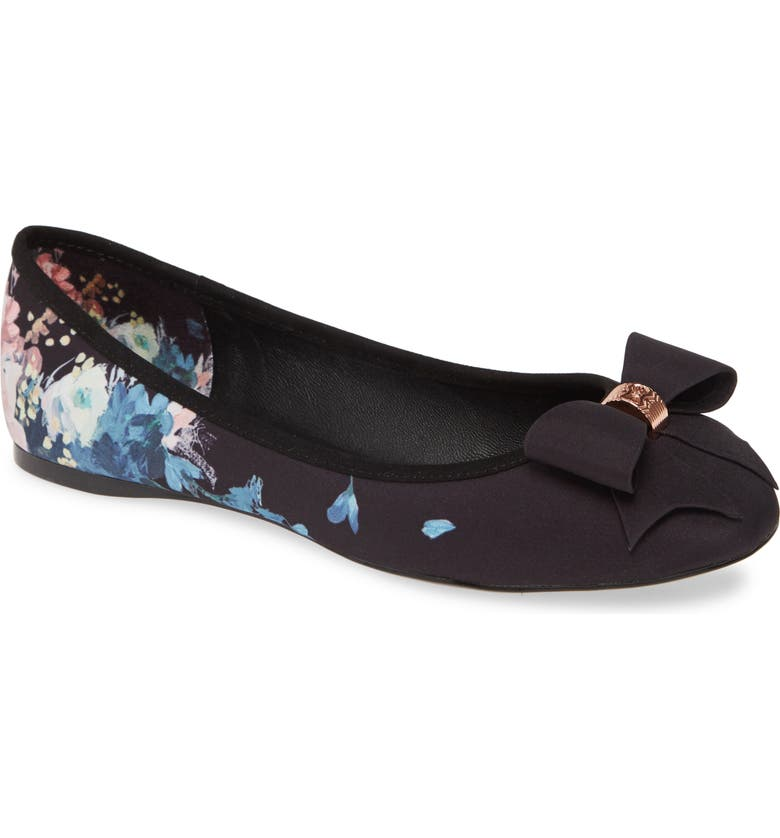 TED BAKER LONDON Suallip Flat, Main, color, 002