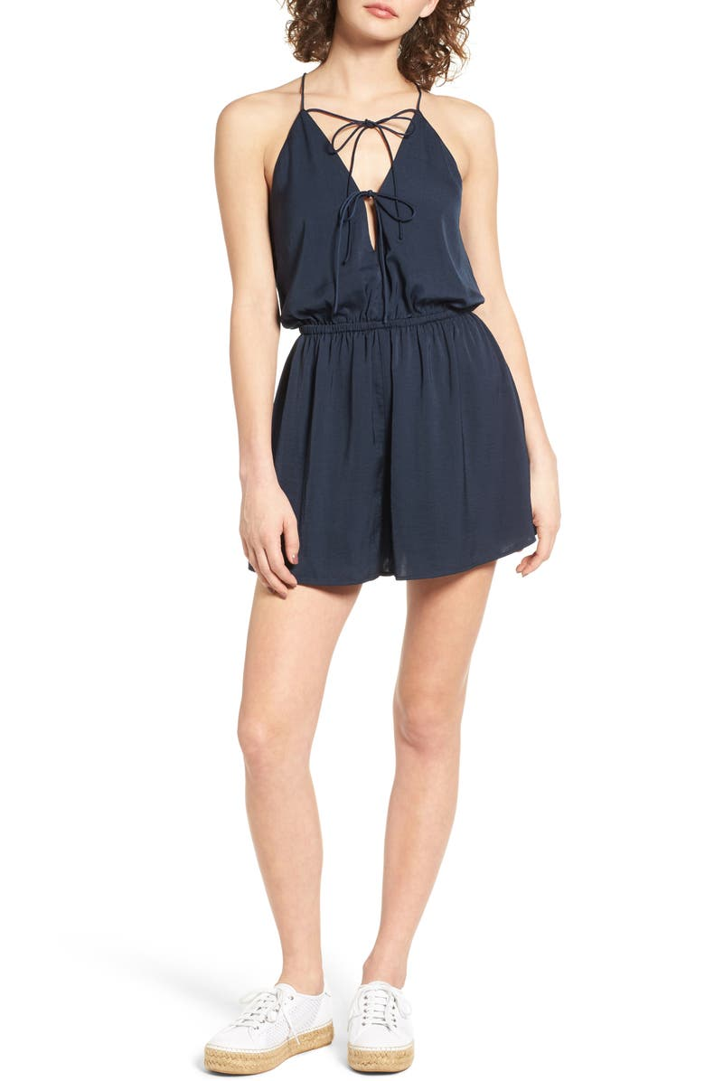 THE FIFTH LABEL The Nightingale Romper, Main, color, 400