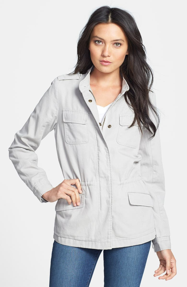 HINGE <sup>®</sup> 'Expedition' Cotton Twill Jacket, Main, color, 250