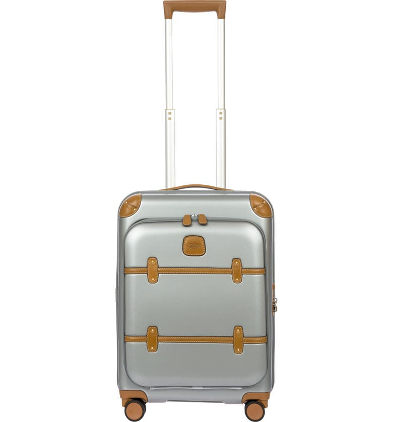 BRIC'S Bellagio 2.0 21-Inch Rolling Carry-On, Main, color, SILVER