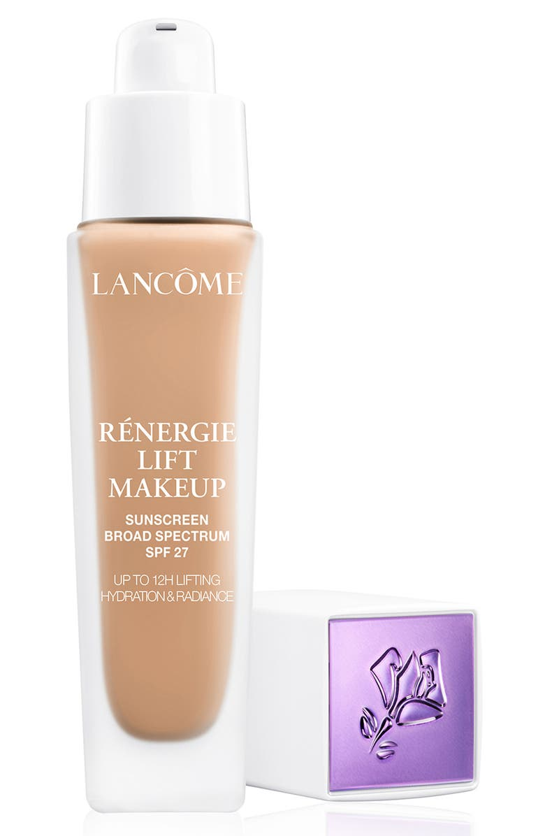 LANCÔME Rénergie Lift Liquid Anti-Aging Foundation SPF 27, Main, color, 140