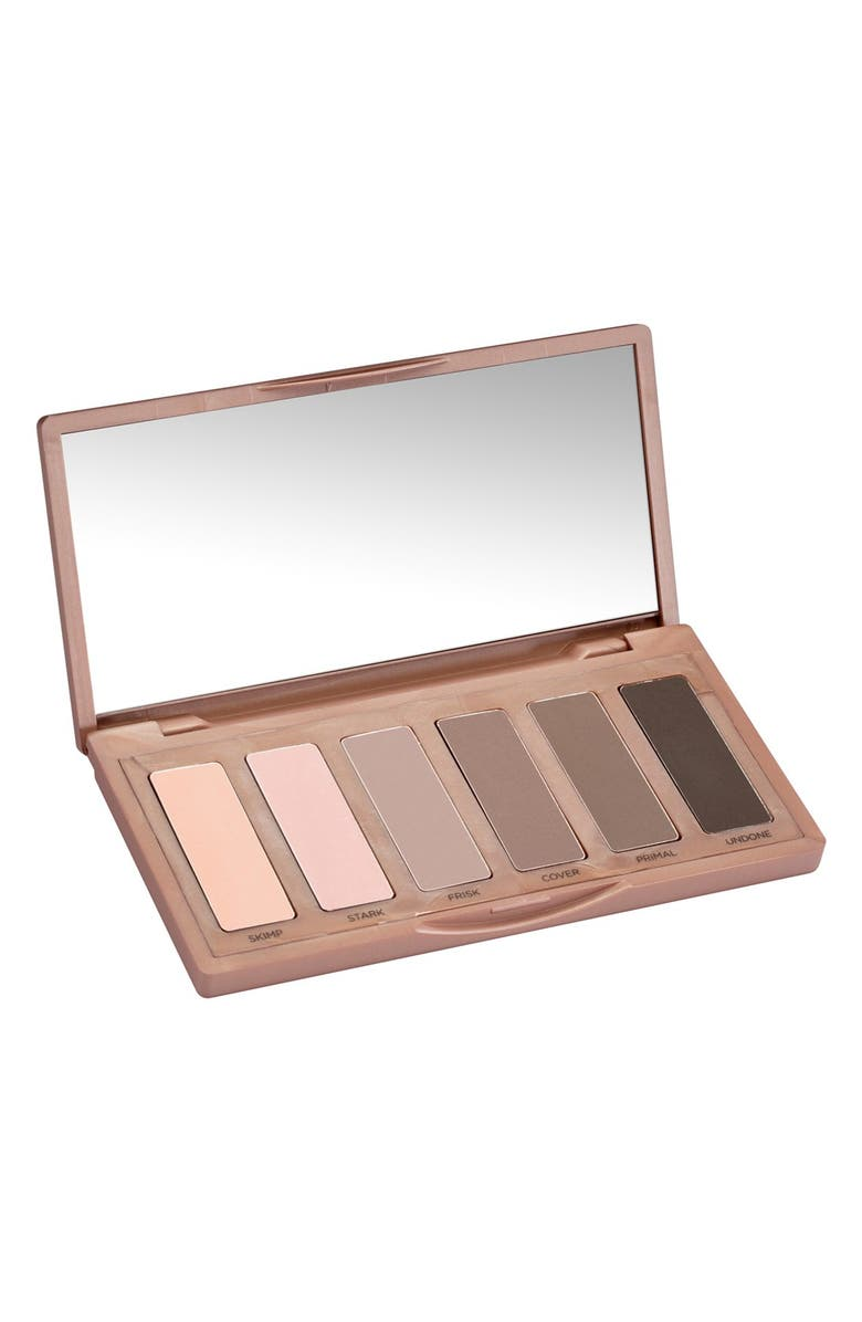 URBAN DECAY Naked2 Basics Eyeshadow Palette, Main, color, NAKED2 BASICS