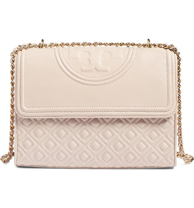 TORY BURCH 'Fleming' Convertible Shoulder Bag, Main, color, 262
