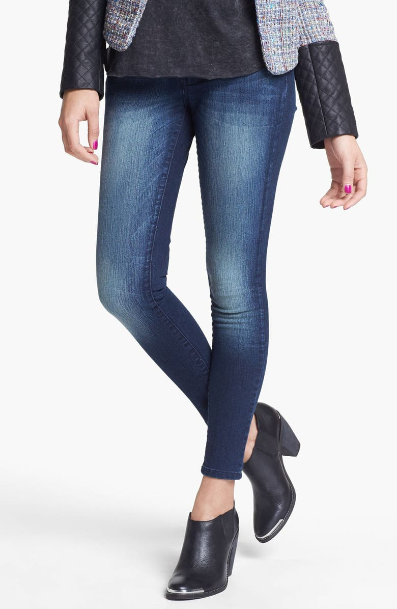STS BLUE 'Costa Beach' Ankle Skinny Jeans, Main, color, 400