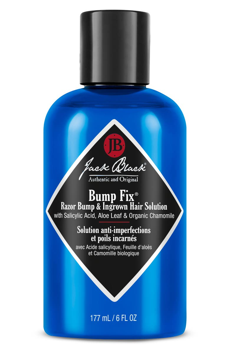 JACK BLACK Bump Fix Razor Bump & Ingrown Hair Solution, Main, color, NO COLOR