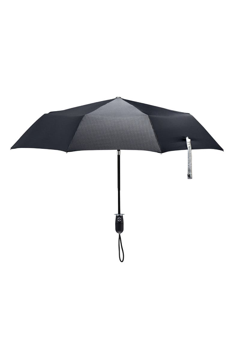 SHEDRAIN Stratus Auto Open Stick Umbrella, Main, color, 001