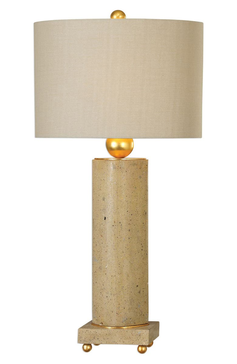 UTTERMOST Krisel Oval Column Lamp, Main, color, 710