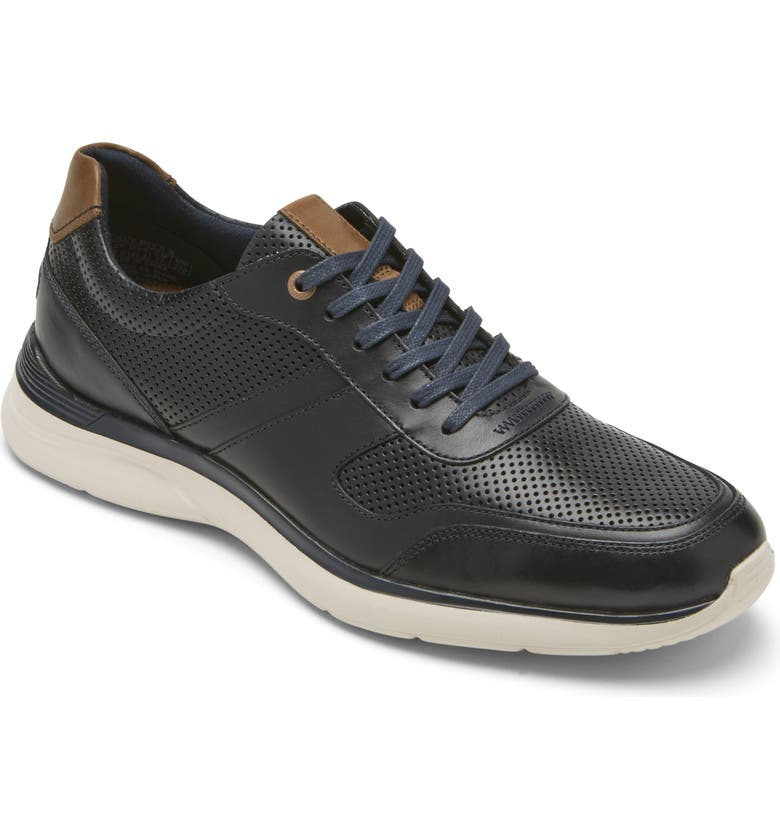 ROCKPORT Active Mudguard Sneaker, Main, color, NEW DRESS BLUES