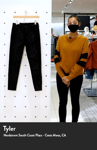 The Charlie Ankle Skinny Jeans, sales video thumbnail