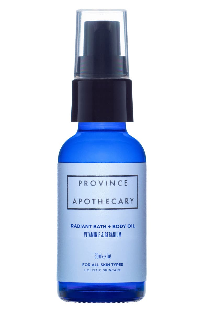 PROVINCE APOTHECARY Radiant Bath & Body Oil, Main, color, 000