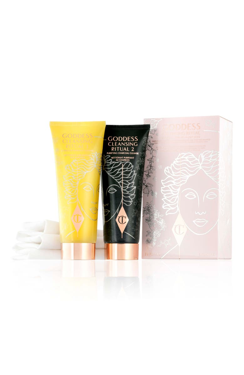 CHARLOTTE TILBURY Goddess Cleansing Ritual, Main, color, NO COLOR