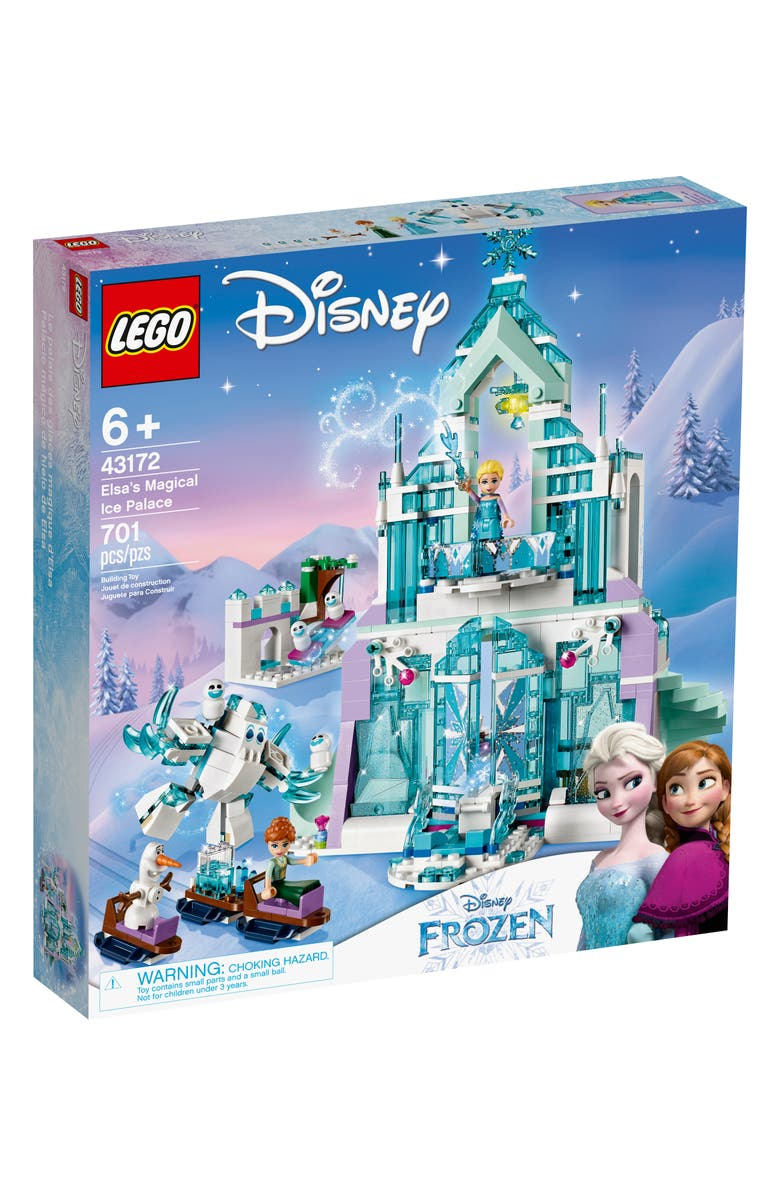 LEGO<SUP>®</SUP> Disney<sup>™</sup> 'Frozen' Elsa's Magical Ice Palace - 43172, Main, color, 960