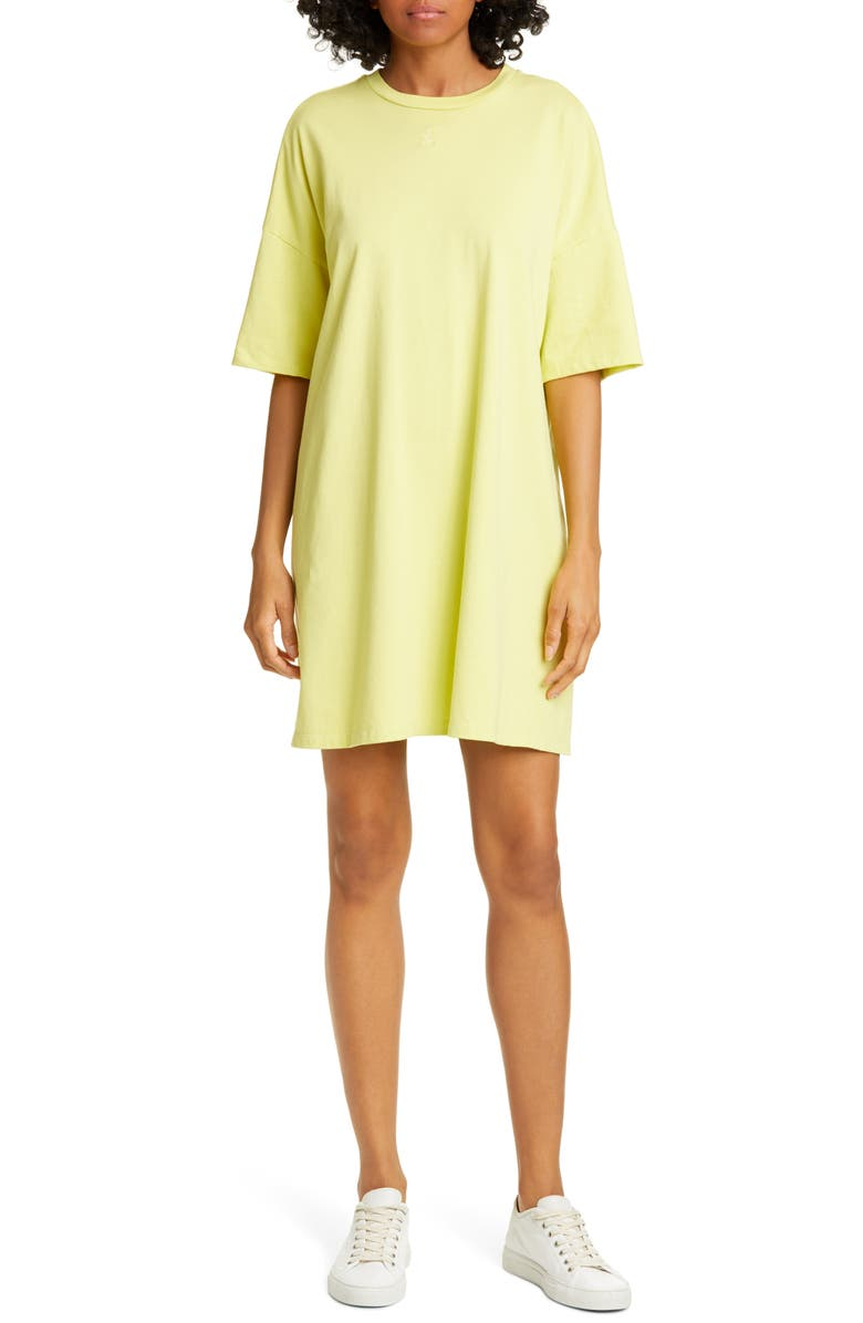 OPENING CEREMONY Elastic Back T-Shirt Dress, Main, color, 750