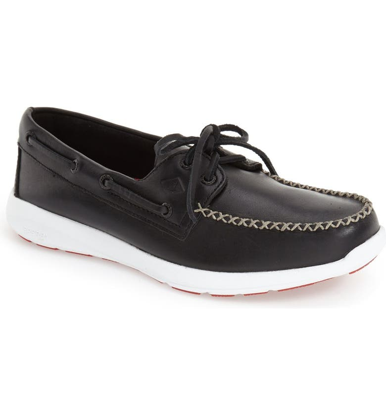 SPERRY TOP-SIDER Paul Sperry 'Sojourn' Boat Shoe, Main, color, 001