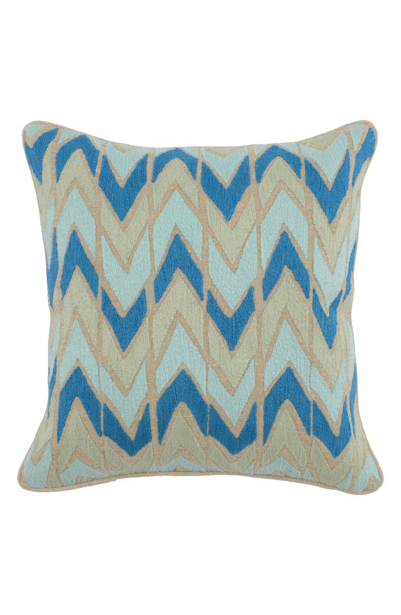 VILLA HOME COLLECTION Hayes Accent Pillow, Main, color, 400