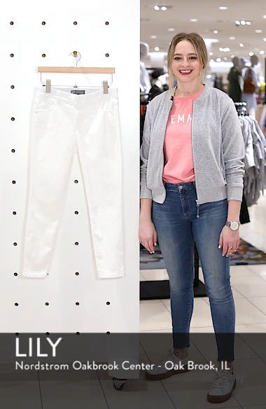 Ab-Solution Ankle Skimmer Jeans, sales video thumbnail