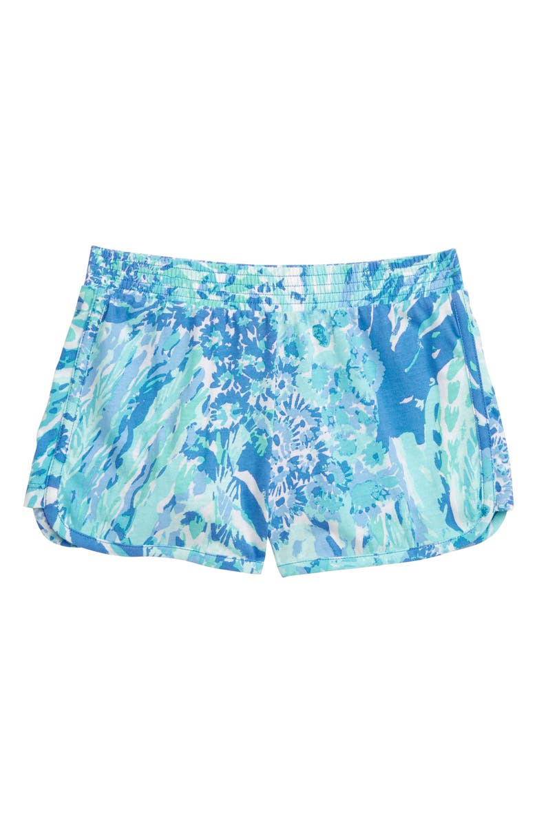 LILLY PULITZER<SUP>®</SUP> Lilly Pulitzer Cecile Shorts, Main, color, 400