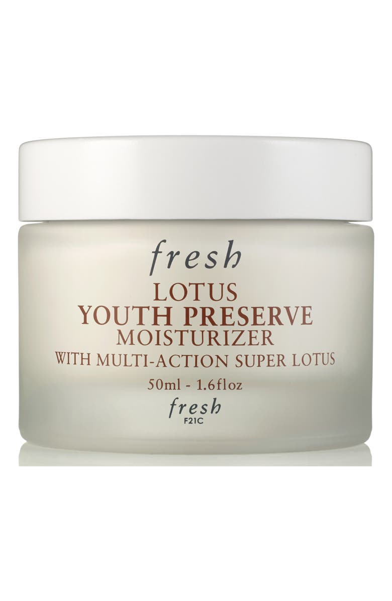 FRESH<SUP>®</SUP> Lotus Anti-Aging Daily Moisturizer, Main, color, No Color