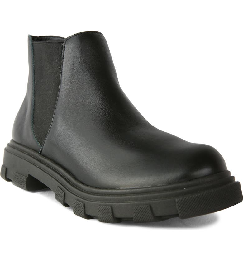 BAND OF GYPSIES Jonny Bootie, Main, color, LEATHER BLACK