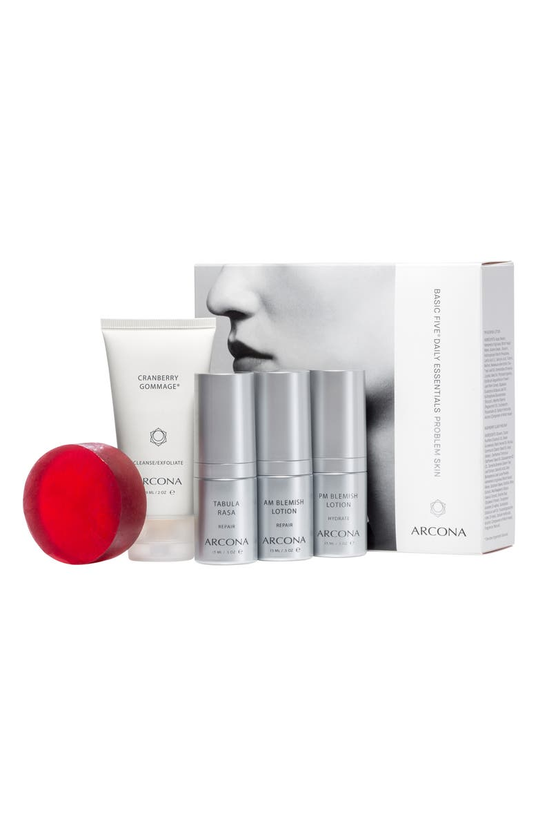ARCONA Problem Skin Starter Kit, Main, color, NO COLOR