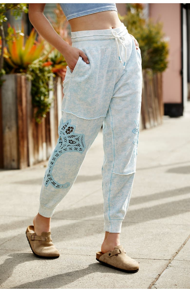 FREE PEOPLE FP MOVEMENT Sun & Done Sweatpants, Main, color, 450